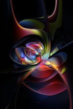 Abstract Wallpaper http://www.iphonenerve.com/3d-abstract/