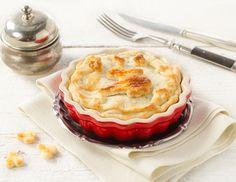 Hühnchen-Pie aus Blätterteig