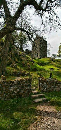 Castle Carnasserie