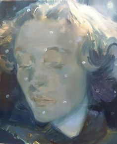 KAYE DONACHIE Speak with Nothing to Say, 2013 oil on canvas
