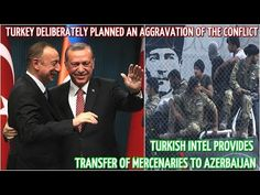 Russian Military Sources: Turkey Was Preparing And Pushing Azerbaijan To War In Nagorno-Karabakh - YouTube Strange Things Are Happening, Turkey, Military, Author, War, How To Plan, Shit Happens, Youtube, Turkey Country
