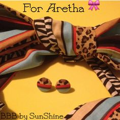 $11  Aretha's order is ready! Thanks so much for your purchase! http://buttonsbowsbeyond.bigcartel.com