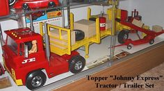 TOPPER Johnny Express Truck and Trailer photo TOPPERJohnnyExpress.jpg