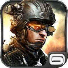 Modern Combat 4: Zero Hour (Kindle Tablet Edition)