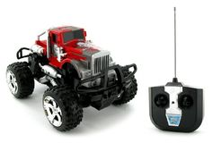 Dancing Semi Electric RTR RC Remote Control Truck (Color May Vary)