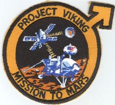 Viking 1 Mission Badge