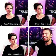 oh oh oh did u see what shailene did there? lmao