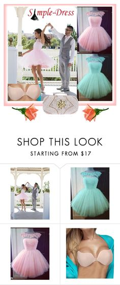 """""""Simpledress-22"""" by dzemila-c ❤ liked on Polyvore"""