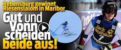 RS Maribor 30-Jan-2016 1.Rebensburg 2.Ana Drev (Slo) 3.Tina Weirather 4.Eva Brem ... GUT (3.im 1.Lauf) und Vonn..out !!