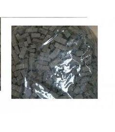 Bolsa 155 gramos de piedra negra para construcción maquetas. CUIT 2964