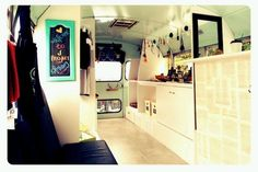 Inside Seattle's J Project Clothing - another mobile fashion truck
