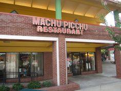 Machu Picchu, Atlanta GA   Marie, Let's Eat!