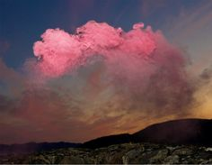 cotton candy cloud