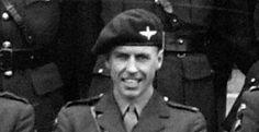 Lieutenant-colonel Terence Otway, commandant le 9th Parachute Battalion, dans les premières heures de l'invasion, il parvint à détruire les canons de la batterie d'artillerie de Merville, avec seulement 150 hommes retrouvés sur les 700 parachutés.