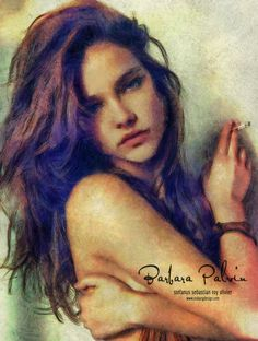 ........ | Barbara Palvin | Digital Art | Painting | ....... █║ ▌│█│║▌║││█║▌║▌║█║ █ © created by Stefanus Sebastian Roy Olivier