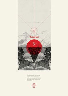 Well-executed minimalist design paired with stunning photography from Kazakhstanian designer Slava Kirilenko.