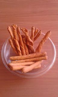 La zia Dona: Scrocchiarelle: grissini, crackers, torciglioni al...