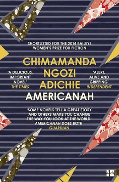 Americanah by Chimamanda Ngozi Adichie is a wonderful book about a Nigerian's girl experience when she arrives in the US to study and thirteen years later when she returns to her homeland. Beautifully written, this is the kind of book which opens your eyes to a totally new perspective. A life changer! A must read!
