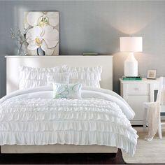 Intelligent Design Demi 3-piece Comforter Set - Overstock™ Shopping - The Best Prices on ID-Intelligent Designs Teen Comforter Sets