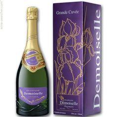La Demoiselle Grande Cuvee Sparkling Wine