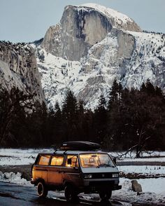 "Courtesy by @adamnaples Thanks for TAG us! #vanlifers ""I haven't been back to Yosemite in almost 5 years regardless the feeling was still the same."" #vanlife #vanlifediaries #homeiswhereyouparkit"