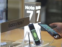 Samsung has asked its customer to Galaxy Note7 smartphones while it investigates reports of fires in the devices! #technologyupdates #chennaiungalkaiyil.