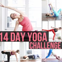 Take the 14-Day Yin & Yang Yoga Challenge. A two-week program for a stronger, leaner more stress-free you! #14daysofyoga. 14 high quality yoga classes, BONUS - 7 quick core strength workouts, BONUS - Yoga at Home eBook - 100 Poses & 8 Sequences, Download the classes and keep them forever, Start and stop at any time. This course will help you achieve the perfect balance between strength and flexibility, by alternating vinyasa flow with yin yoga. Start this challenge at any time! These ...