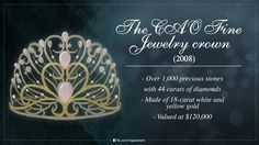 Miss Universe Crown, Gold Value, Fine Jewelry, Stone, Diamond, World, Universe, Rock, Diamonds