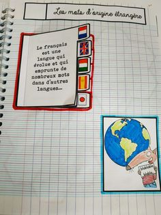 CM1/CM2 • Français • Leçons à manipuler ~ Cooperative Learning, Interactive Learning, Interactive Notebooks, Kagan Structures, Cycle 3, Outdoor Learning, French Lessons, France, First Grade