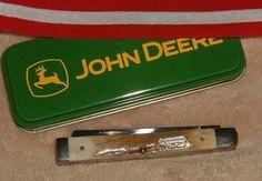 CASE XX / JOHN DEERE DOCTOR'S KNIFE NOS/MIB
