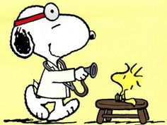 Dr. Snoopy