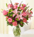 Power of Pink!   Visit www.liflowergarden.com #flowers-patchogue Join us on Facebook! https://www.facebook.com/pages/Long-Island-Flower-Garden-Florist/459905084090901