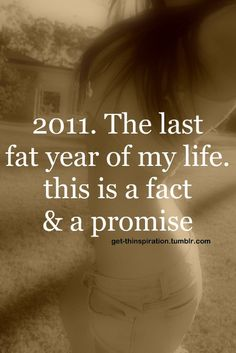 2012 is going to be my year!