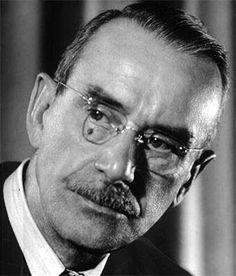Thomas Mann  (Lübeck, 1875 - Kilchberg, 1955) Escritor alemán, premio Nobel en 1929.