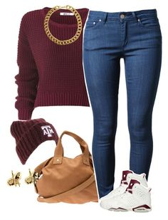 """""""Untitled #1549"""" by lulu-foreva ❤ liked on Polyvore featuring moda, Han Cholo, Forever 21, Clare V., Acne Studios, NIKE, Gogo Philip, women's clothing, women's fashion e women"""