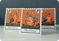 The creative madness: Beautiful Easter with Bird Crazy