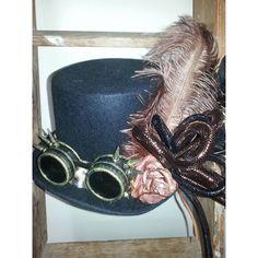 hoge hoed steampunk 1