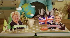 Kitchen Cabinet Promo by Jimmy Yuan, via Behance