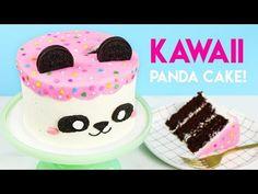 How to Make a Kawaii Chocolate Panda Cake! – Kawaii Sweet World 12th Birthday, Birthday Cake, Fun Crafts For Teens, Panda Cakes, Cute Baking, Panda Party, Creative Cakes, Recipe Of The Day, Meals For One