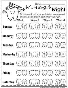 Dental Health Month, Oral Health, Kids Health, Health Activities, Preschool Activities, Space Activities, Teething Chart, Dental Kids, Dental Games