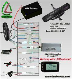 electric bike controller wiring diagram in addition electric motore bike controller wiring diagram wirdig, schematic