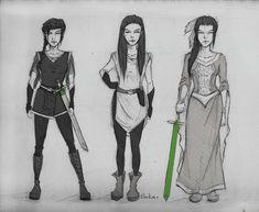 Inheritance: Arya by icyreiatsu.deviantart.com