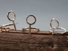 Feminist sterlingsilver Ring 466 via Kreativ Design Leena Andersson. Click on the image to see more!