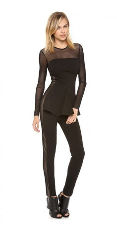 6830c3c9f6d8 Shopbop - DVF Addison Jumpsuit - 6% Cash Back  ebatesfallfashion ...