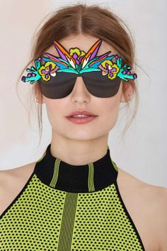 I Still Love You NYC Tropical Shades   Shop Accessories at Nasty Gal!
