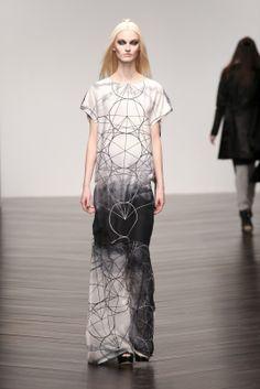 The Style Examiner: Jean-Pierre Braganza Womenswear Autumn/Winter 2013