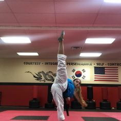Simple And Intense Effective Stretches With Karate Jewels   FitNish.com