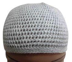 1f902f16b5b Product review for Wool Kufi koofi Kofi Hat Topi Egyptian Skull Cap Beanie  Men Islamic Muslim 307 – Caps   Hats for Everyone