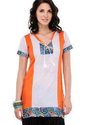Yepme White Printed Kurti Online Shopping Store 499