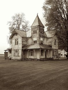 Napoleon, Ohio ~ Abandoned